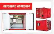 Gauthiers' Blast Proof Offshore Workshop