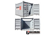 Gauthiers' Rental DNV 2.7-1 Open Top Offshore Container