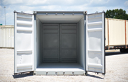 Gauthiers' Rental Double Door Offshore Container