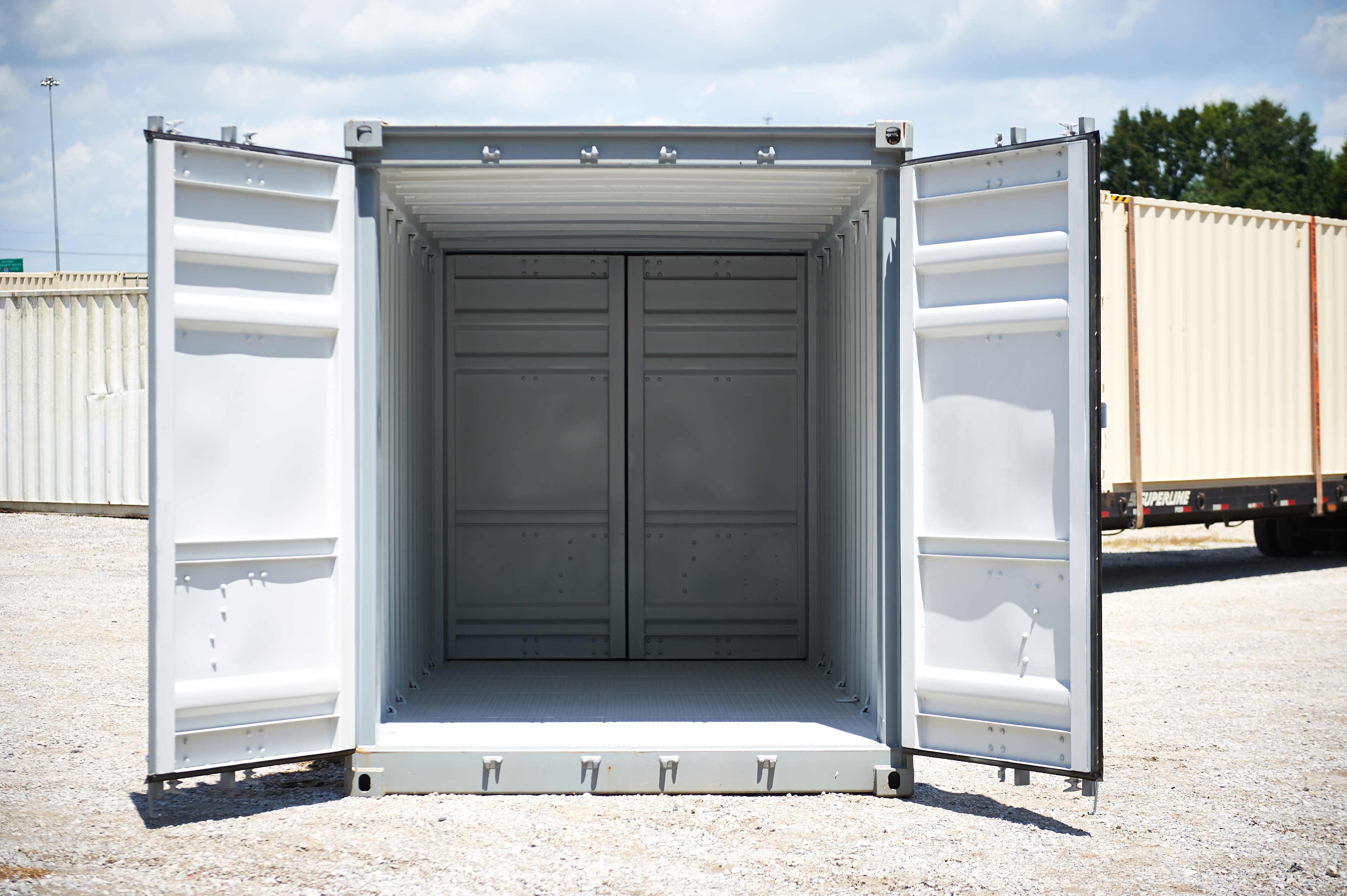Offshore Containers Gauthiers Rental