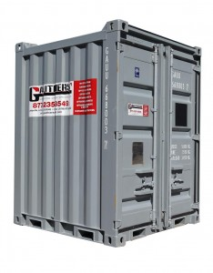 DNV Certified Containers