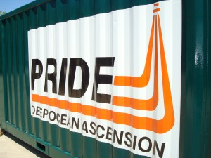 Pride Deep Ocean Ascension Container